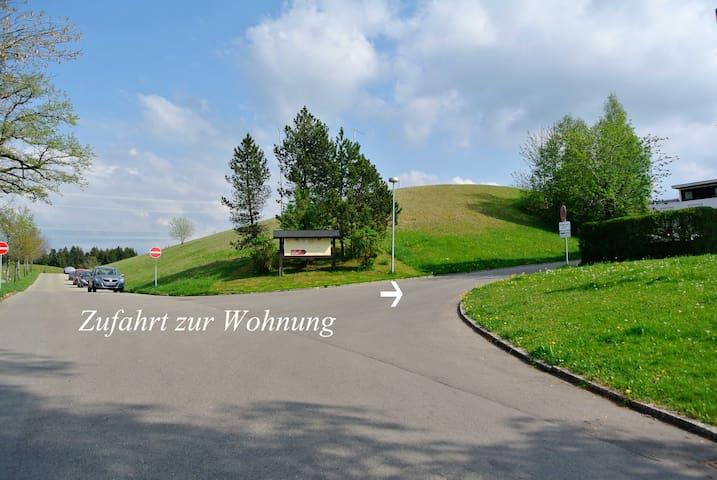 Fewo Rosenalm Scheidegg - Scheidegg - Lägenhet