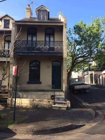Private Room - Paddington, Sydney - Paddington - Huis