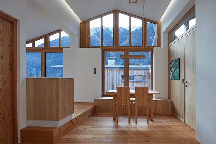"""Appartment """"Terza"""" - Taufers im M. - 公寓"""