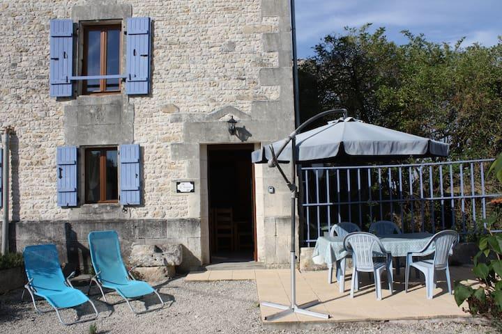 L'Ecurie (Converted Former Barn) - Saint-Denis-du-Pin - 別墅