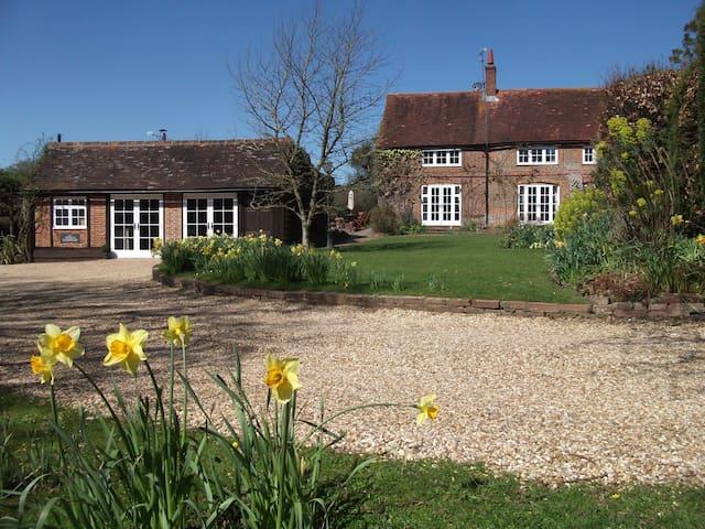 Artisan Bakehouse Brewhouse cottage - Ashurst - Rumah