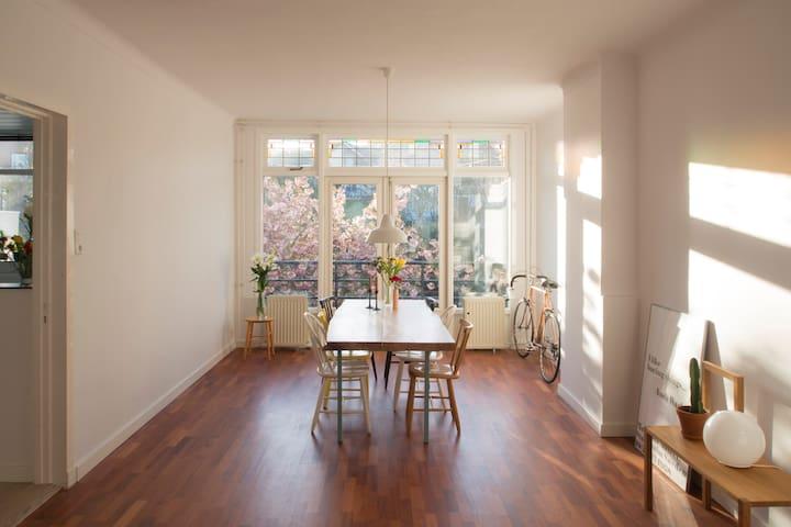 Design apartment in the heart of Rotterdam - Rotterdam - Leilighet