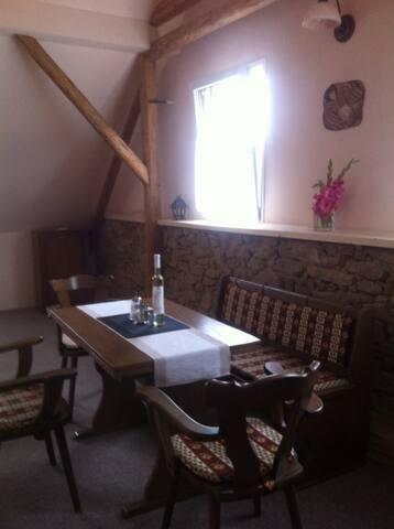 U Koníků - Blažejov - Daire