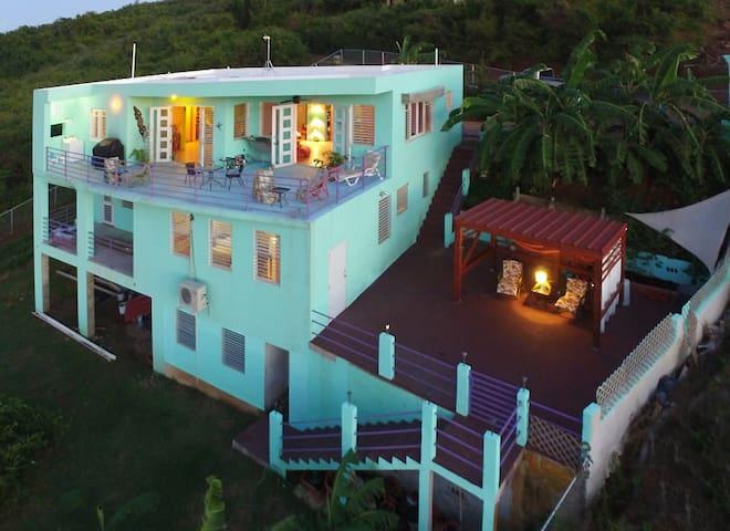 Casa Coqui Verde - Vieques - Bed & Breakfast