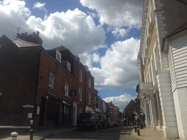 Beautiful flat in the heart of Historic Rye - Rye