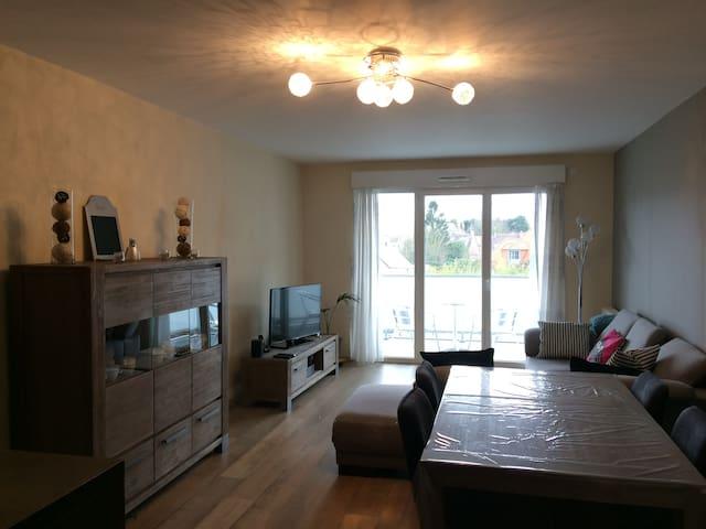 Appartement tout confort proche de Lille - Wambrechies - Departamento