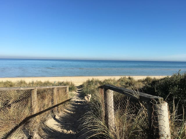 Beach and Bayside Bliss - Edithvale - Departamento