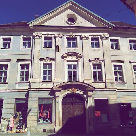 Zimmer in barockem Altbau - Eichstätt - Departamento