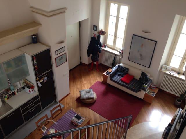 Una stanza a Palazzo Colonnesi - Terni