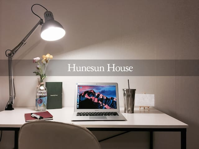 good for one or two person!/best location in seoul - Seúl - Casa