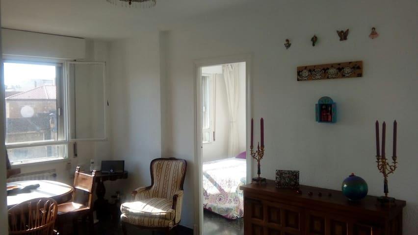 Amazing cozy room in perfect location! - Valladolid - Apartemen