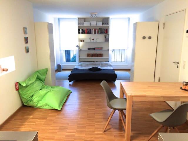Studio im Paradies (KN) - Konstanz - Apartamento