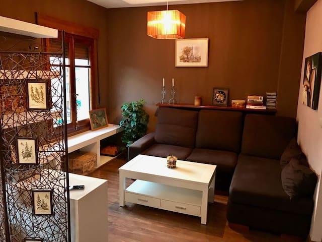 Bonito apartamento en el Centro de Plasencia - Plasencia - Apartamento