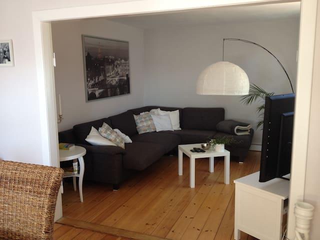 Liebevolle Wohnung mit Garten - Nordhackstedt
