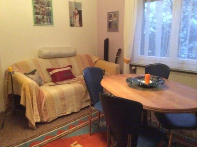 """Zimmer """"Sara"""" auf eigener Etage - Хорн - Квартира"""