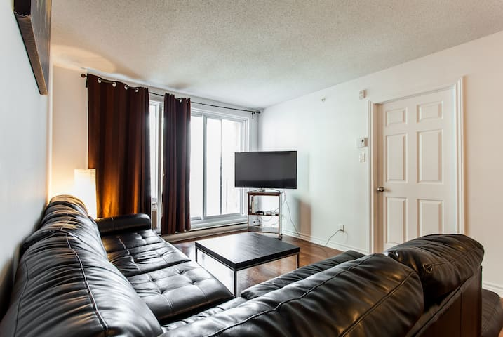 Modern apartment - Parking, Kitchen, Spa included - Montréal - Apartmen