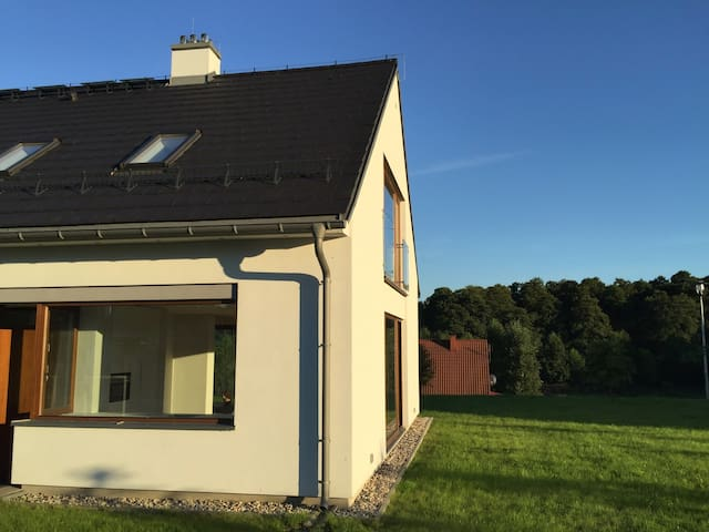 Mazury-komfortowy dom w Krzyżach nad Jez. Nidzkim - Krzyże - Villa