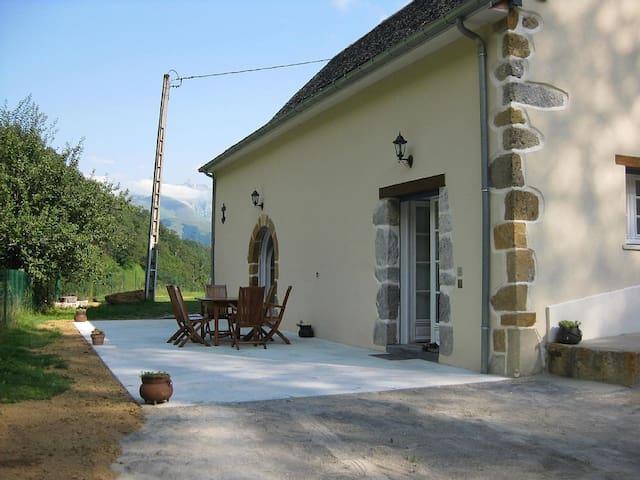 Ancienne bergerie Soupervielle - Osse-en-Aspe - Huis