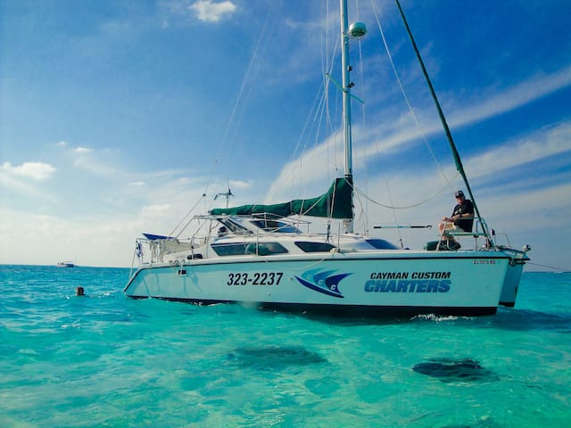 Bearcat Bed and Breakfast Luxury Caribbean Crusier - Grand Harbour