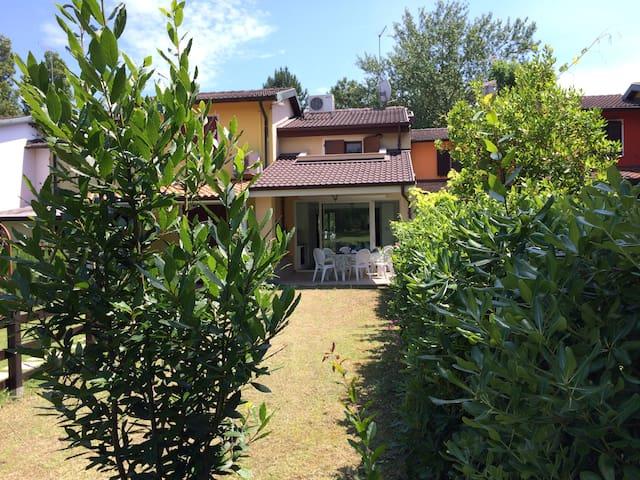 House at the island of Albarella, Venice - Isola Albarella - Rekkehus