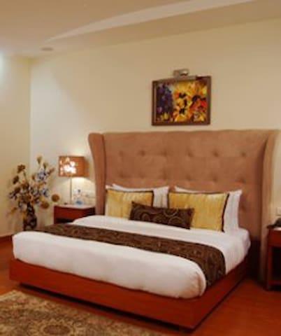 Luxury Stay in Heritage town of Samode - Samod - Casa