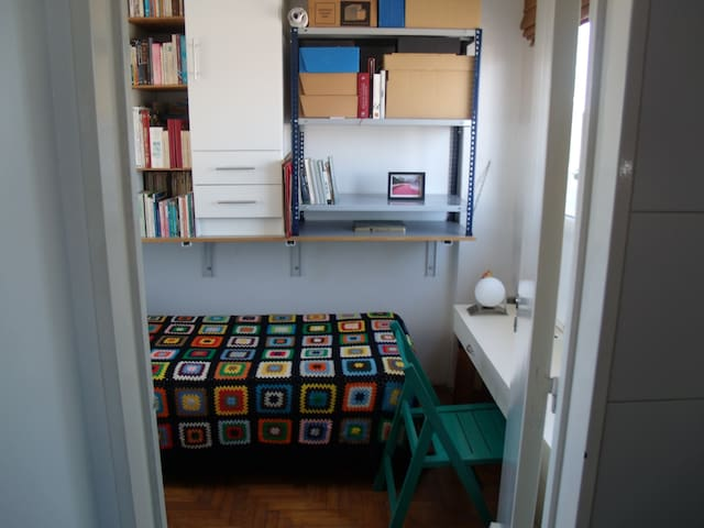 Quiet_nice & private room with open views - Buenos Aires - Appartement