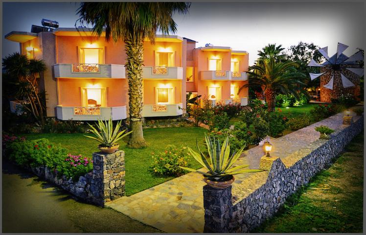Trevizan Apartments (room 4) - Drapanias - Apartemen