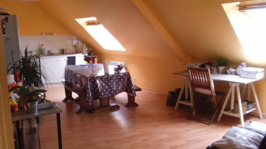 Charmant appartement Ploeuc sur Lié - Plœuc-sur-Lié - Appartement