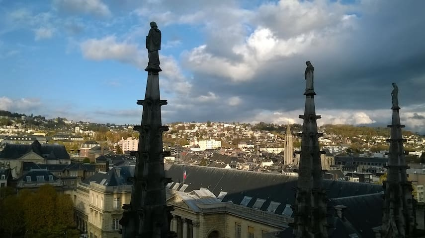 The place to stay in Rouen - Le Voltaire**** - Rouen - Daire