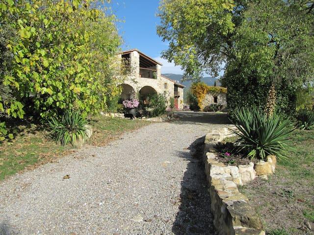 L'Aulet - 300 yr. old Spanish Masia - Besalú - Ev