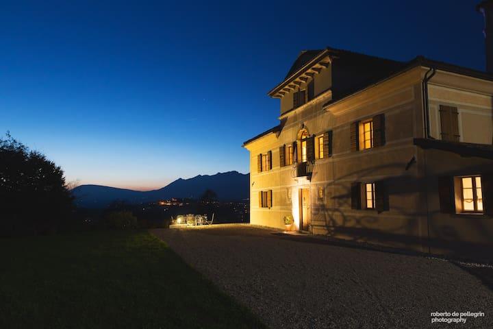 Villa d'Or, Dolomiti - Mel - Villa