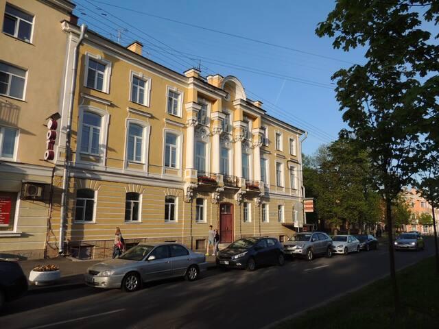 Apartment na Moskovskoy - Pushkin - Departamento