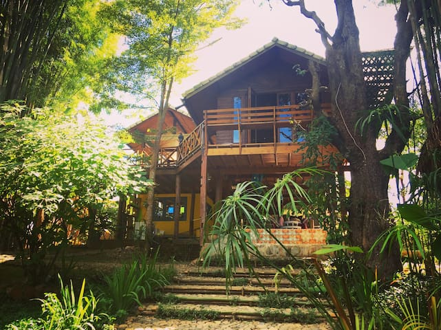 Pai Zen home. Be one with nature. - Pai