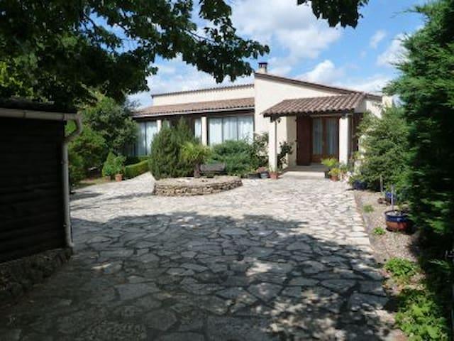 "Villa ""Le Petit Nice"" 5mn de Limoux - Saint-Martin-de-Villereglan - Villa"