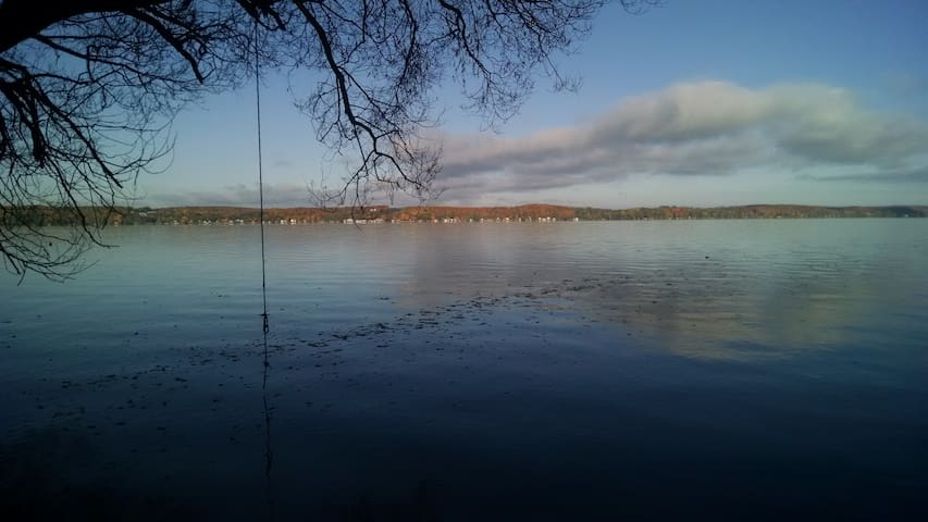 Torch Lake cottage rental - spacious accommodation - Rapid City - Hus