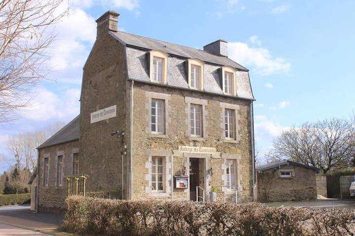 Auberge Normande du XIX siècle - Cametours