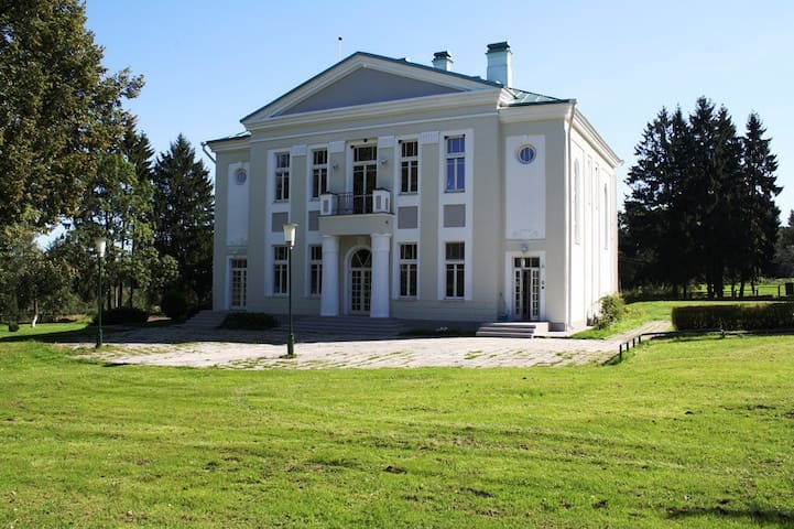VILLA SPURGA quiet for a big family - Aleksandriškės - Villa