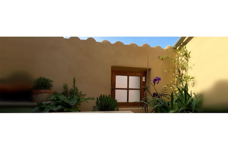 Small designer's home (with terrasse) - Durban-Corbières - Hus