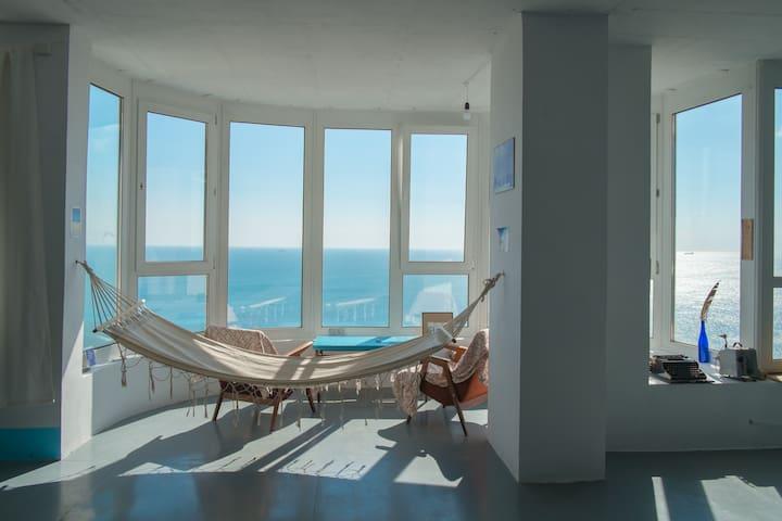 Hammock seaview 2.0 - Odessa - Appartement