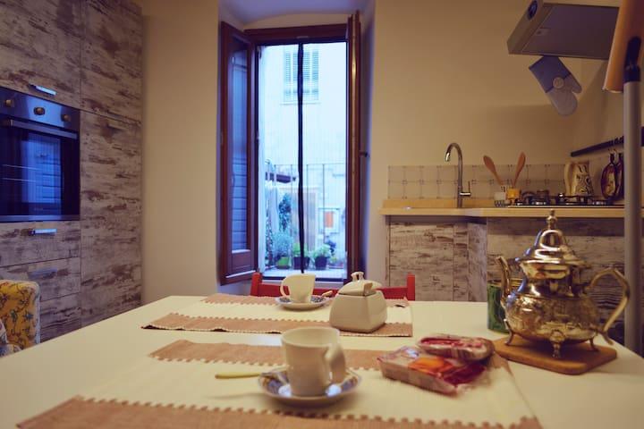 Casa La Cornucopia - Lugnano In Teverina - Daire