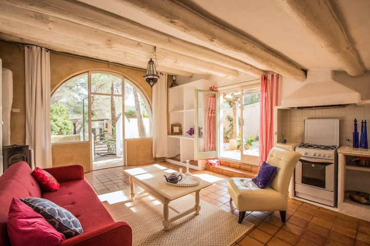 Cottage Los Arcos close to Sitges - Canyelles - Hus