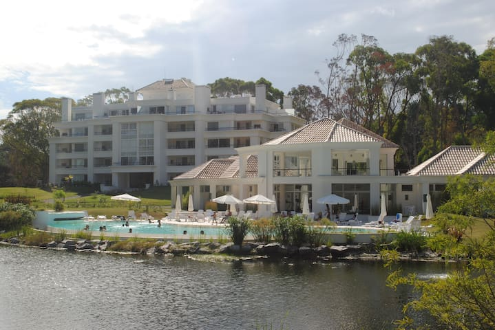 APTO GREEN PARK SOLANAS (4PAX) - Punta Ballena - Appartamento