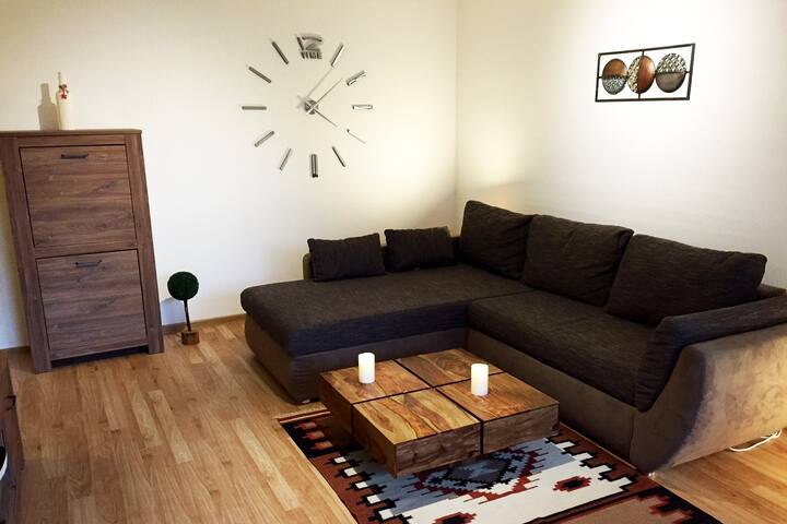 Beautiful chic apartment with terrace - Mainz - Apartamento