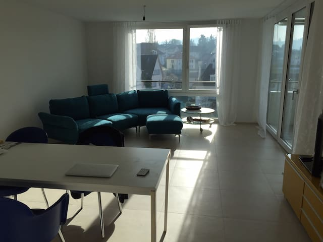 Modern and quiet business apartment - Burgdorf - Daire