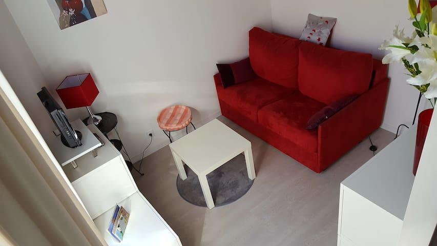 Appartement cosy dans rue piétonne du centre ville - Cognac - Appartement