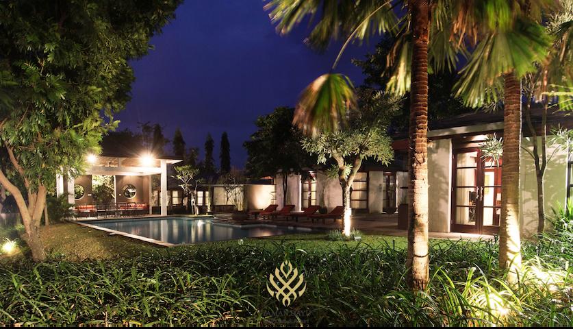 Luxury 4BR Villas Taman Dayu Resort - Kota Malang - 別墅