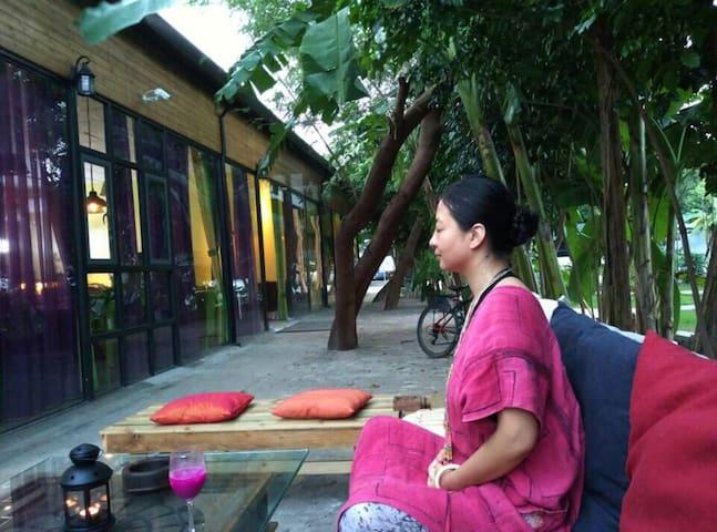 Aditi's house田园生活馆(1号) - Shenzhen - Casa