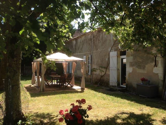 Maison des Vendangeurs - Pineuilh