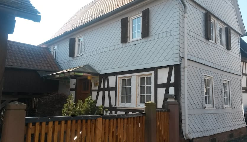 Haus Rosi - Büdingen - Rumah