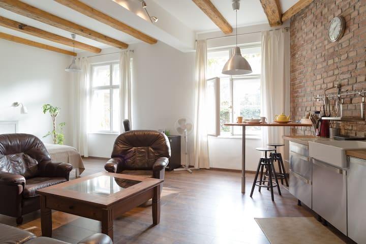Good Vibe Studio in Old Town - Bratislava - 公寓